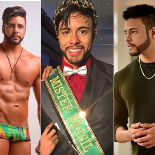 Depois da Monalysa, modelo piauiense é eleito Mister Brasil Universo 2017