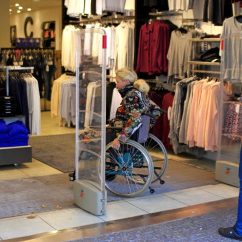 Estabelecimentos terão que disponibilizar cadeiras de rodas no PI