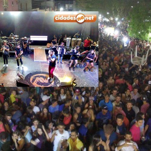 SÃO JULIÃO 57 ANOS | Veja cobertura fotográfica dos shows de Tô na Farra, Avine Vinny, Kátia Cilene e artistas local