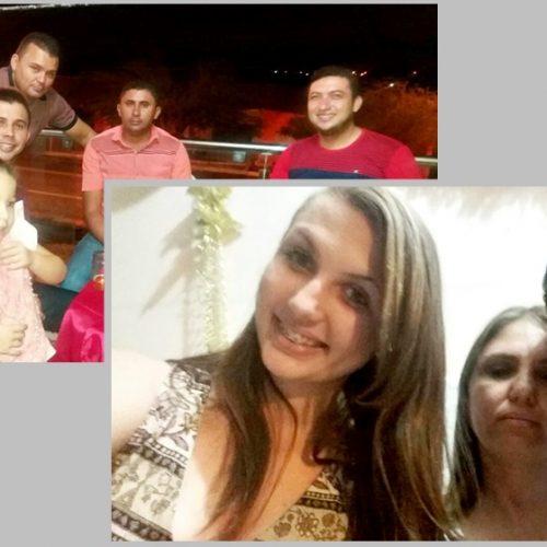 GENTE EM EVIDÊNCIA | casal alegretense reúne familiares e amigos em confraternização natalina