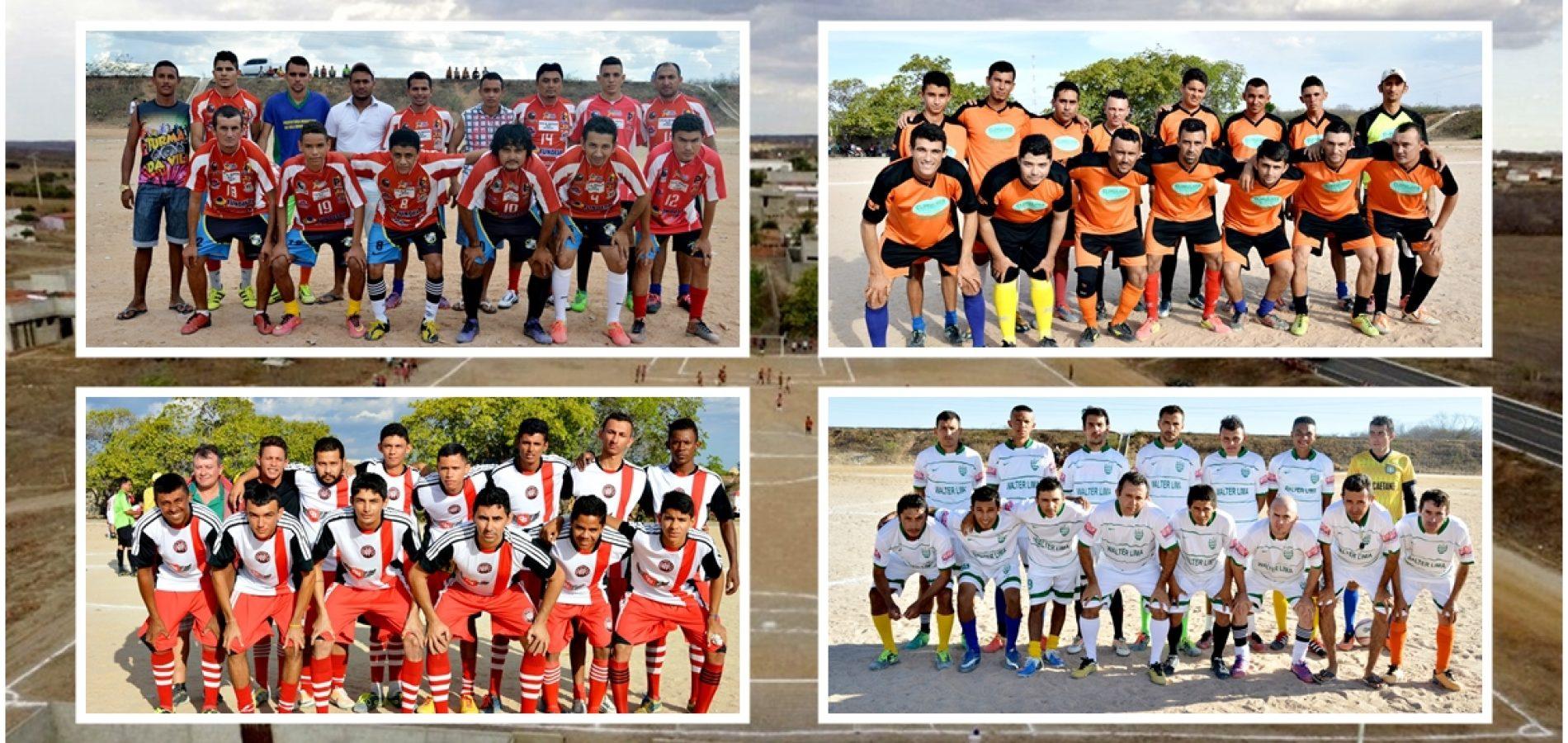 VILA NOVA| Definidos os semifinalistas do 18º Campeonato Municipal de Futebol