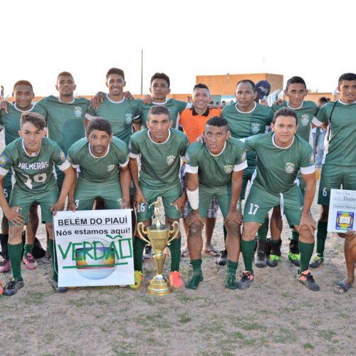 BELÉM 22 ANOS | Palmeiras vence o Municipal e se consolida como o melhor em 2017