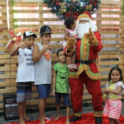 'Papai Noel dos Correios' contemplou mais de 9.500 crianças carentes