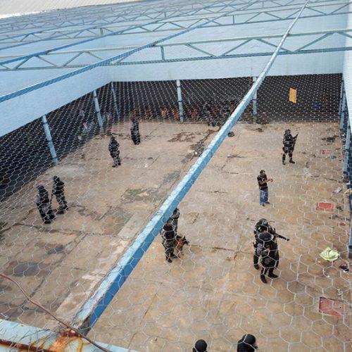 Taxa de ocupação dos presídios no Piauí chega a 170%; a 7ª menor no país