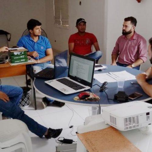 Secretaria de Agricultura realiza reunião para demonstrar ações realizadas em Jacobina