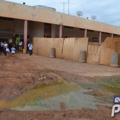 Precariedade da Rodoviária de Picos é agravada com chegada das chuvas