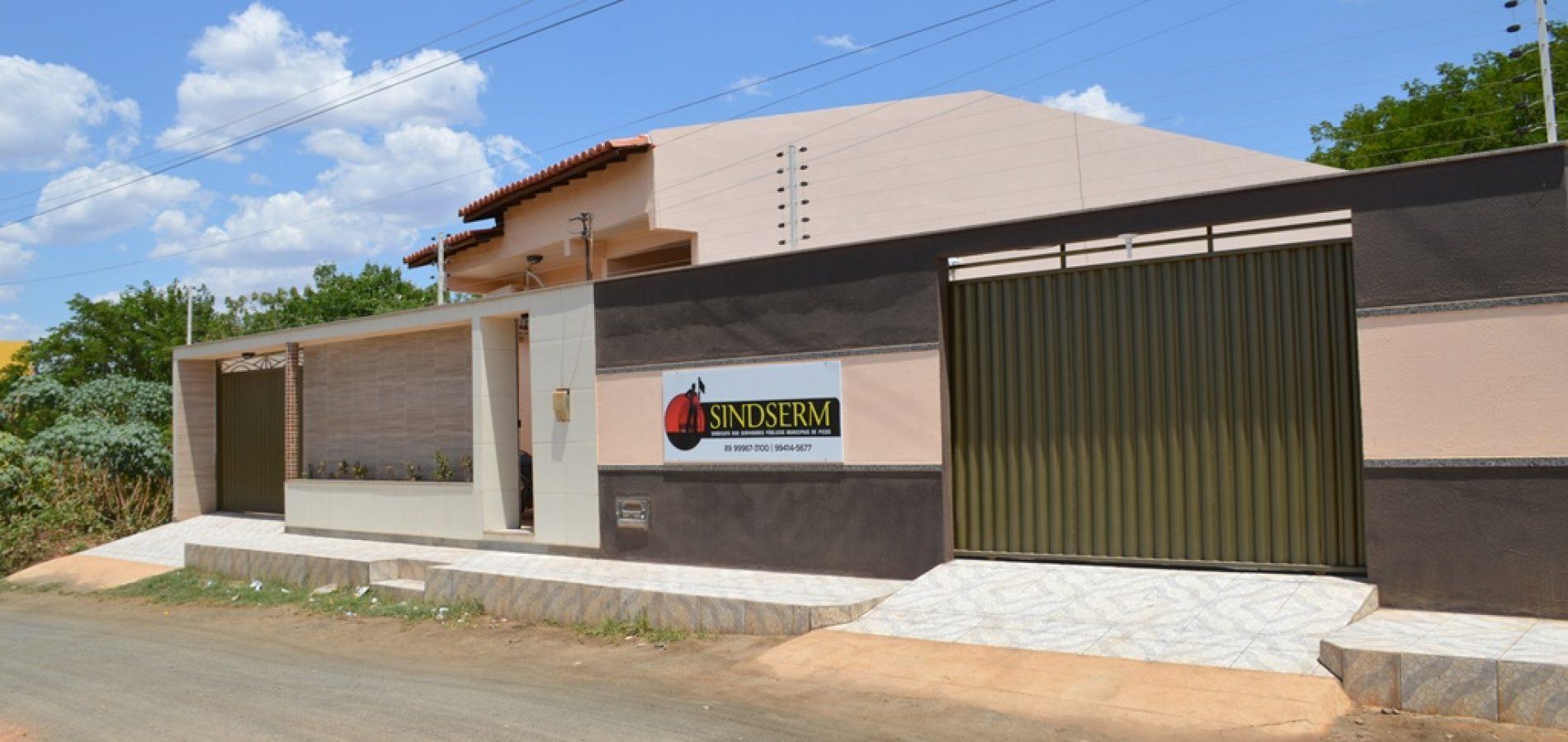 Sindserm de Picos ingressa com queixa-crime contra filiados