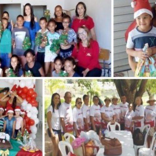 CAMPO GRANDE | Social promove atividades para os grupos do SCFV no fechamento das ações do ano 2017