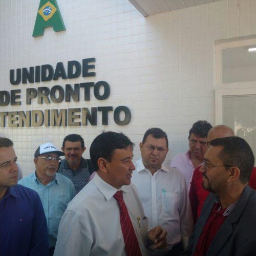 Unidade de Pronto Atendimento de Picos será inaugurada em 2018