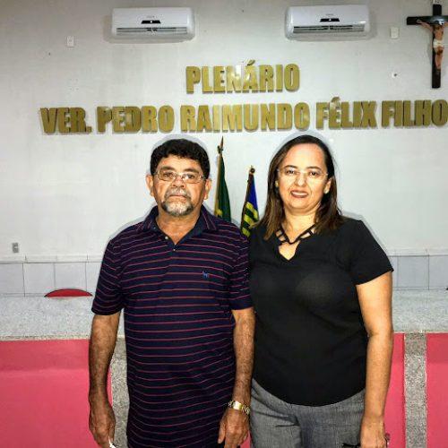 Vice-prefeita Maria Claudeir é eleita presidente do PSD municipal em Simões