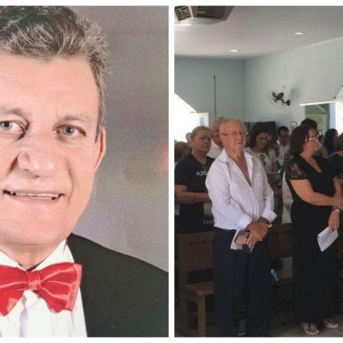 SÃO JULIÃO | Missa lembra cinco anos da morte do ex-vereador Emídio Reis