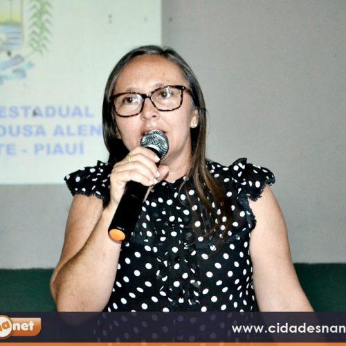 ALEGRETE | Escola Estadual Antônia de Sousa Alencar divulga período de matrículas e rematrículas do ensino médio