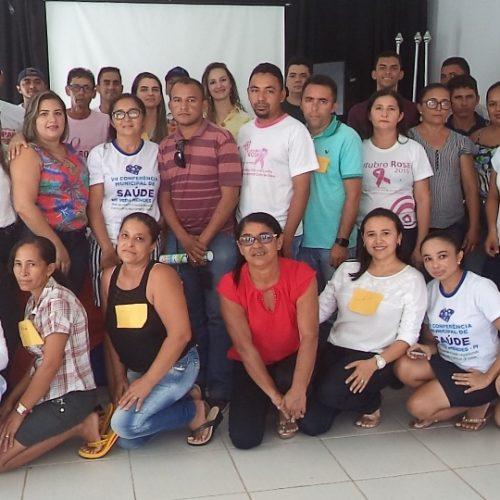 Prefeitura de Vera Mendes realiza capacitação para profissionais da Atenção Básica