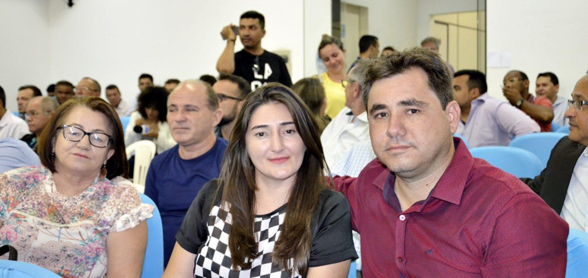 'Internet para Todos' é lançado no Piauí; prefeito de Padre Marcos participa do evento