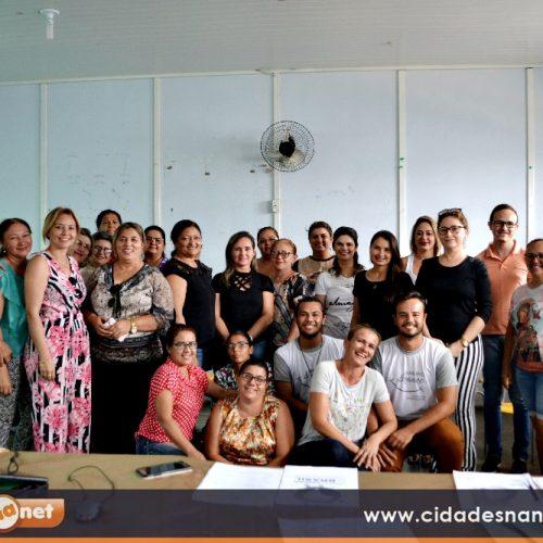 Comissão intersetorial apresenta 'Selo Unicef' a profissionais da Educação de Fronteiras – PI