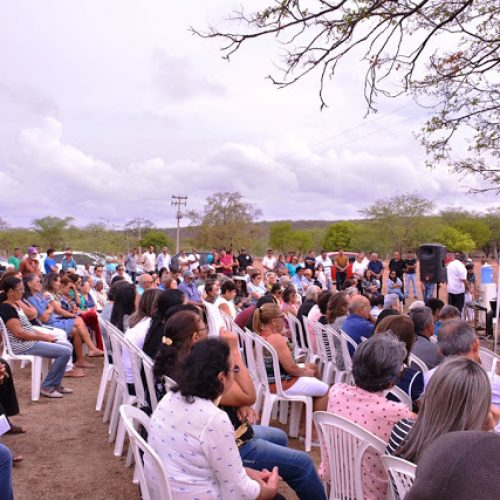 SÃO JULIÃO | Família celebra missa de 7° dia de falecimento de Zeca Luz; fotos