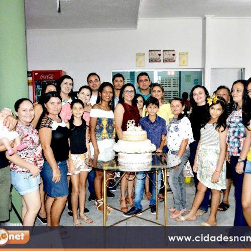 GENTE EM EVIDÊNCIA | Severina Bezerra completa 50 anos e ganha festa de aniversário em Vila Nova do Piauí