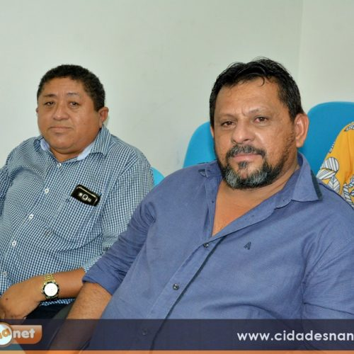 Prefeito de Belém participa do lançamento do programa 'Internet para Todos' no Piauí