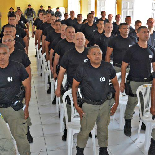 Polícia Militar inicia curso de formação da Força Tática em Jaicós