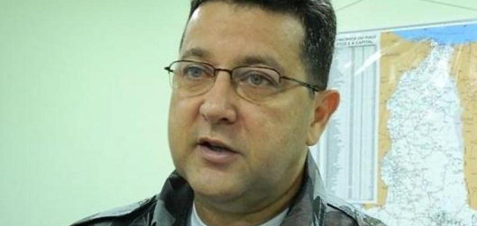 Comandante da PM de Picos diz que polícia não tem estrutura para combater assaltos a bancos