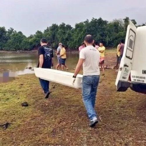 Jovem morre afogado em açude no Norte do Piauí ao tentar salvar sobrinho