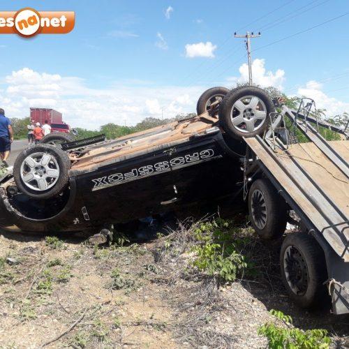 Mortes nas rodovias do Piauí aumentam 40% em um ano