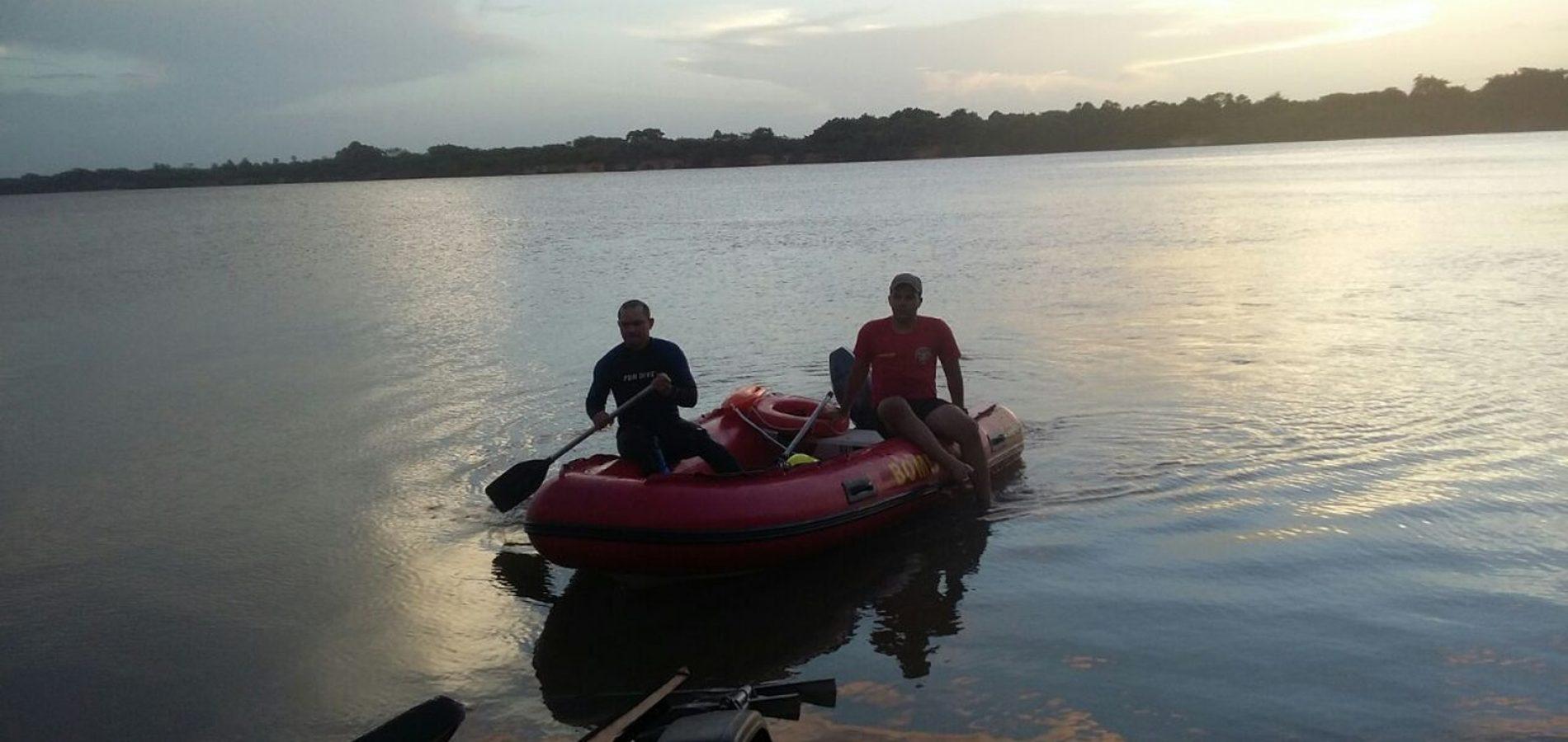 Corpo de menino de 12 anos é encontrado por bombeiros em rio no Piauí