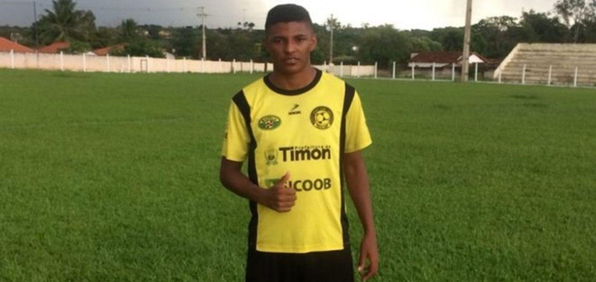 Jovem de Campo Grande do PI participa da Copa São Paulo de Futebol Júnior 2018
