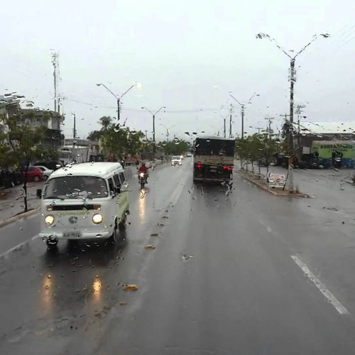 Meteorologia mantém alerta para temporais em Picos