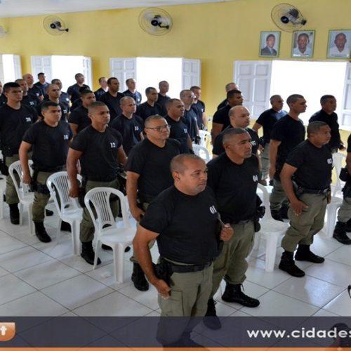 JAICÓS   Conclusão do curso de formação da Força Tática acontece neste sábado (20)