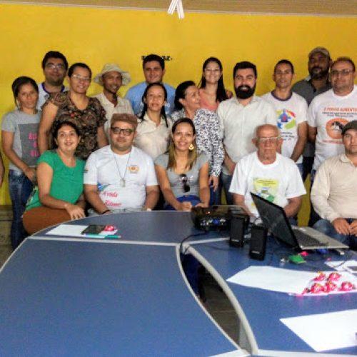 Secretária de Saúde de Simões reúne equipe e planeja açõesdetrabalho para 2018
