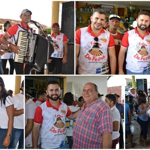 I 'Forró na Feira' é realizado em Jacobina do Piauí; público participa e elogia iniciativa