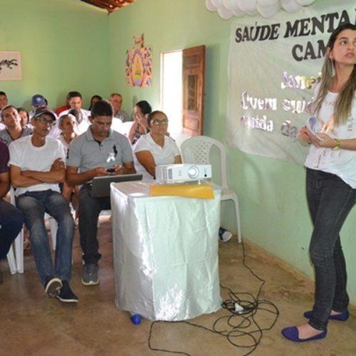 Secretarias de Vera Mendes lançam no município Campanha Janeiro Branco