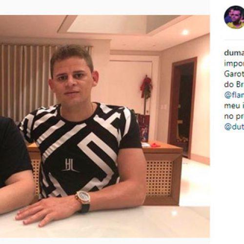 Empresário anuncia retorno de piauiense ao Flamengo