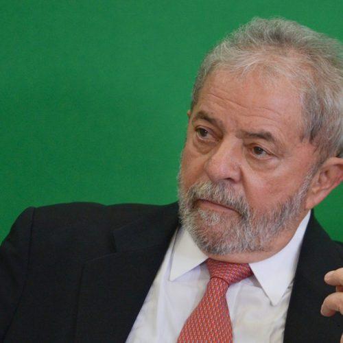 Juiz marca para 21 de junho depoimento de Lula na Operação Zelotes