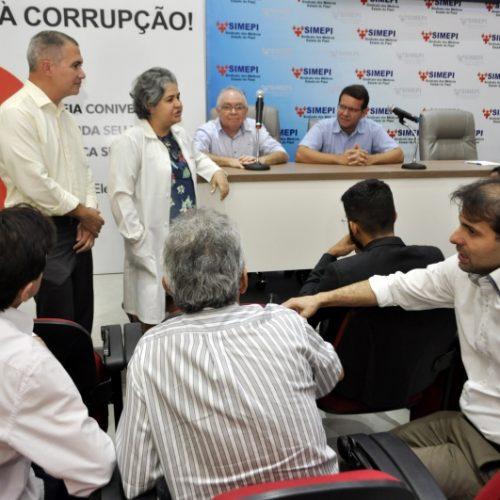 Médicos suspendem consultas e procedimentos do IPMT / PLANTE no PI esta semana