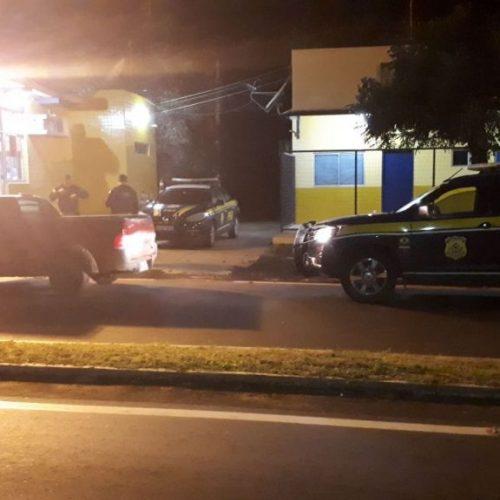 Carro tomado de assalto em Jaicós é recuperado pela PRF na BR 316