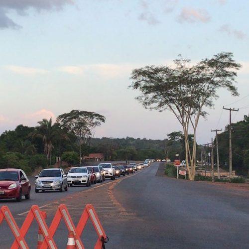 Duas pessoas morrem nas estradas federais do Piauí na volta do feriado