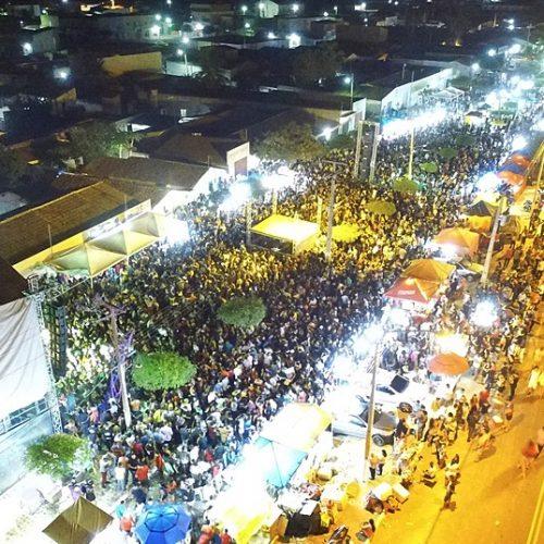 Confira a cobertura fotográfica da festa do aniversário de Campo Grande do Piauí