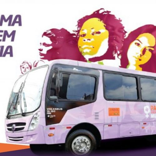 Ônibus Lilás levará atendimentos as mulheres de Padre Marcos