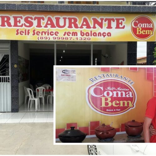 """Em Fronteiras, Restaurante Self-Service """"Coma Bem"""" oferece o que há de melhor na culinária nordestina"""