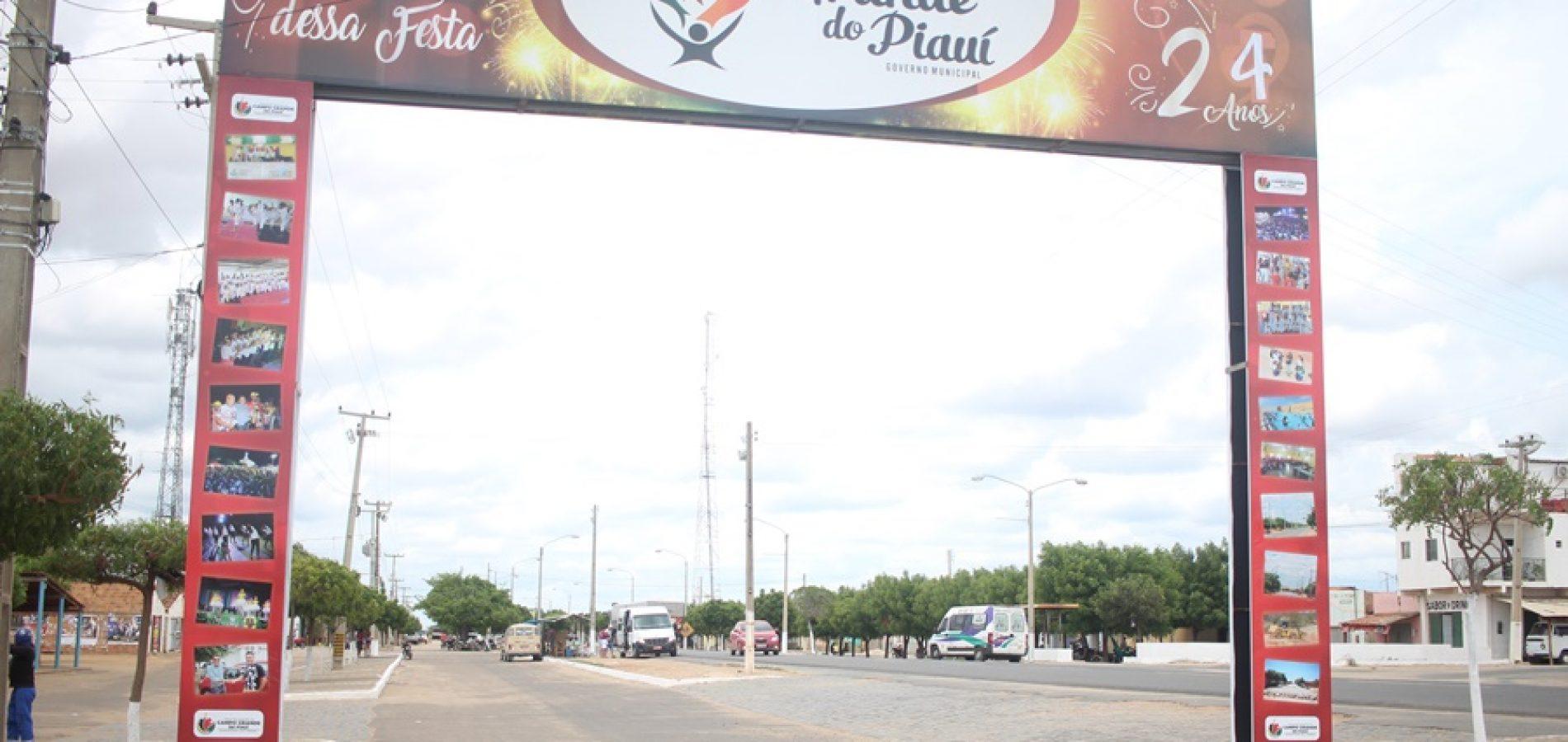 CAMPO GRANDE   Portal de boas-vindas recebe novo layout em alusão ao 24º aniversário do município; Veja fotos