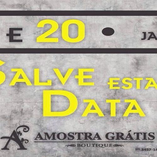 Amostra Grátis Boutique realiza grande promoção nos dias 19 e 20 de janeiro em Jaicós
