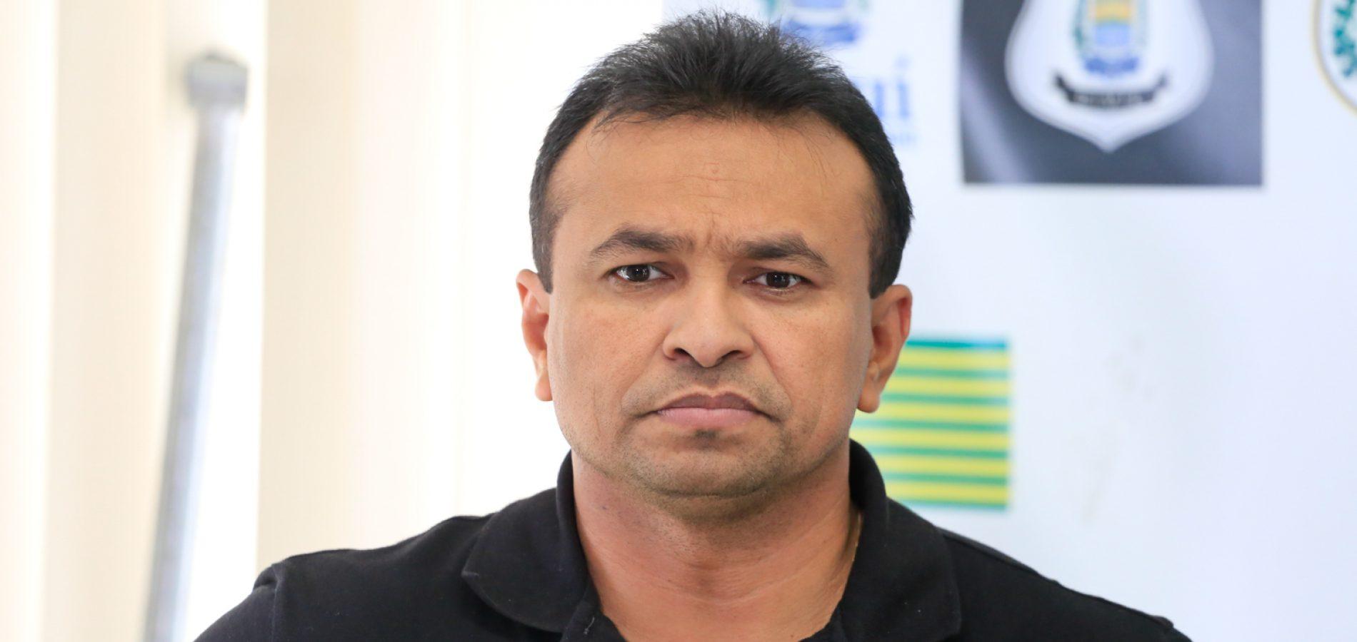 Fábio Abreu confirma investigações sobre atuação de milícias e facções no Piauí