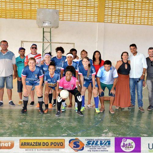 Jacobina do PI vence Campeonato Regional de Futsal Feminino