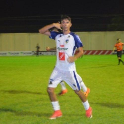 Atleta sãojuliãoense faz três gols e é destaque de sua equipe no Campeonato Rondoniense 2018