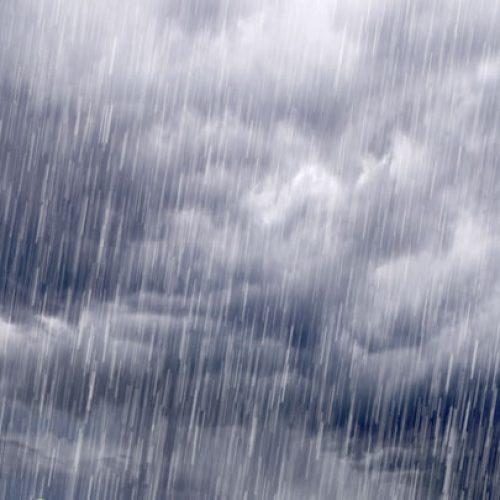 INMET prevê chuva no fim de semana com rajadas de vento no Piauí