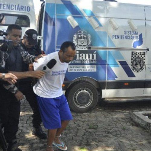 Mentor do estupro coletivo em Castelo do PI é condenado a 100 anos e 8 meses de prisão