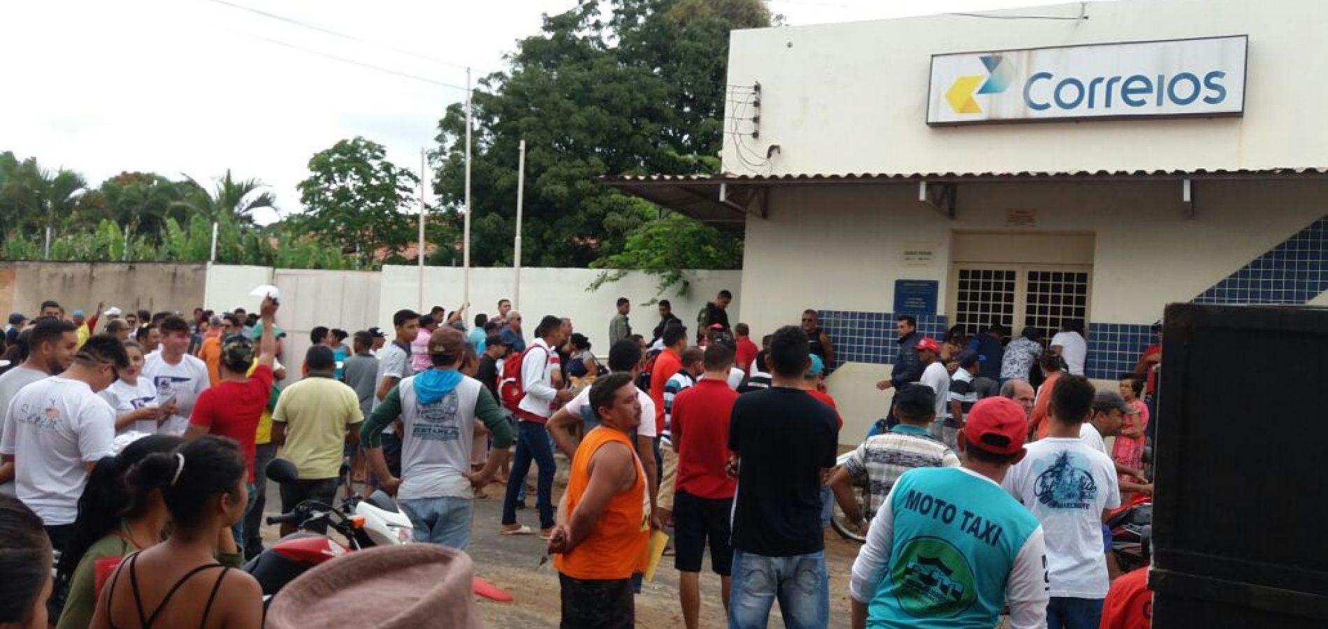 Bandidos são mortos em tentativa de assalto aos Correios no Piauí