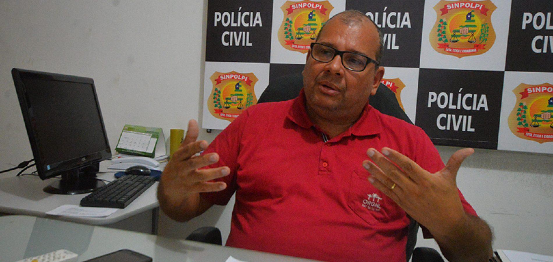 Falta de efetivo e de estrutura prejudica investigações policiais no Piauí